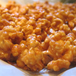 Sinfully Delicious Caramel Corn
