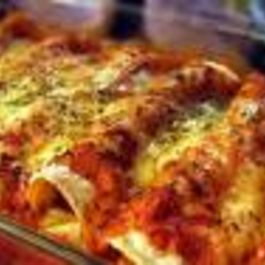 Roast Chicken Enchiladas