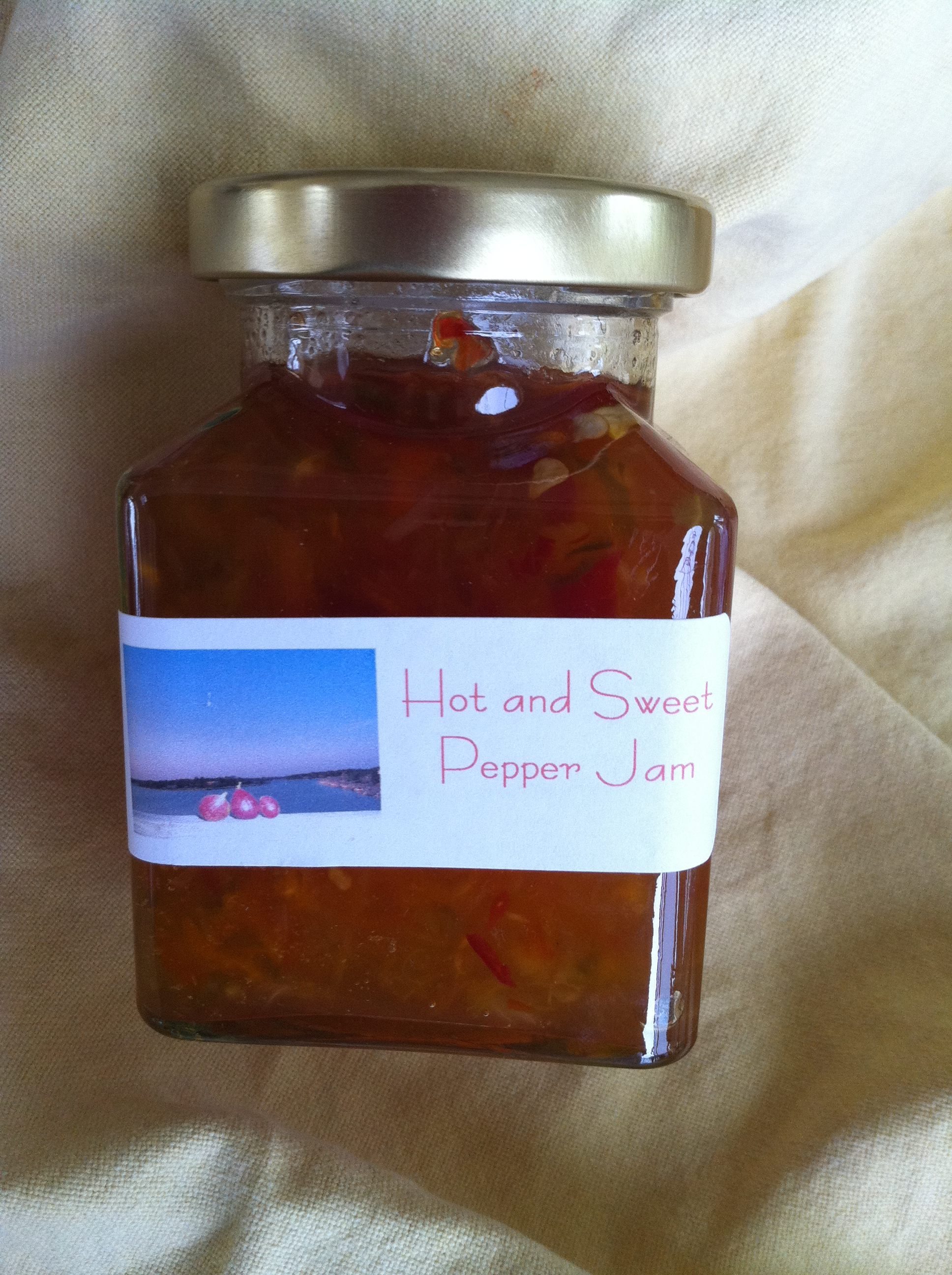 Hot and Sweet Pepper Funk Jam