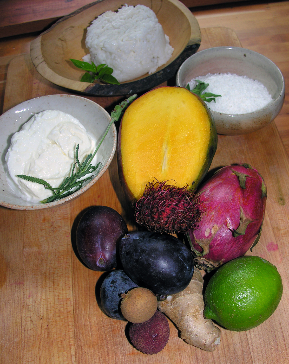 Rice Parfait, the beta release
