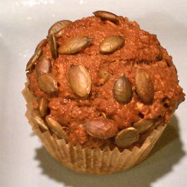 Honey-Oat-Bran Muffins for My Honey