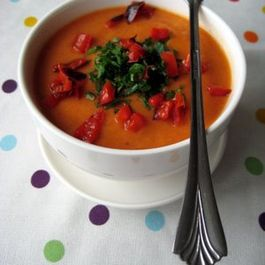 Roasted_pepper__garlic___cauliflower_soup__5_