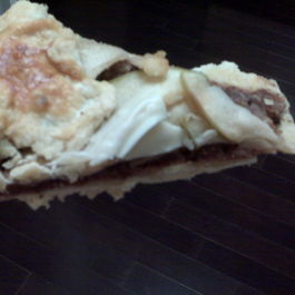 Cheese Plate Crostata (fig, hazelnut, apple, and pecorino crostata)