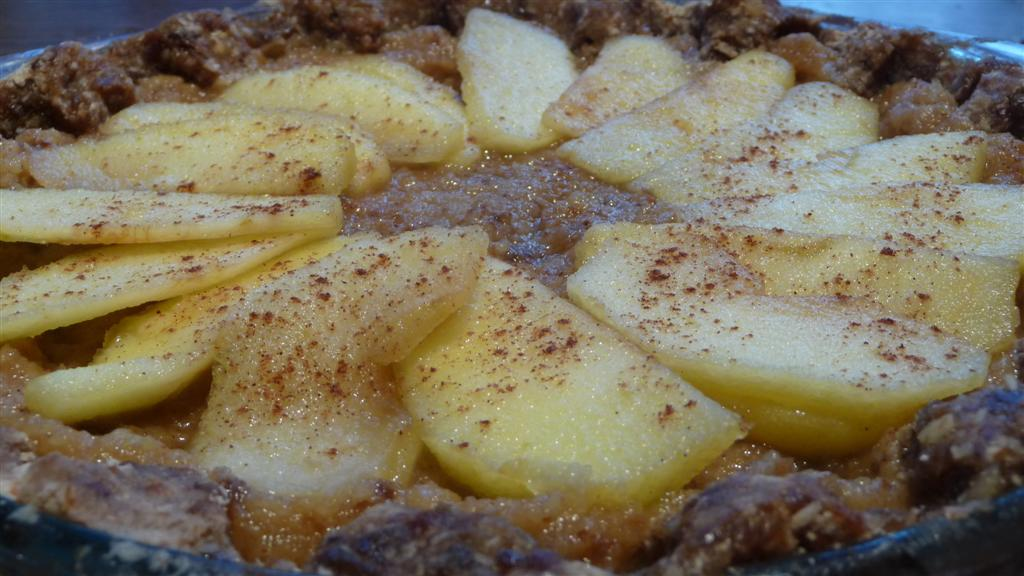 Rawlicious Apple Pie