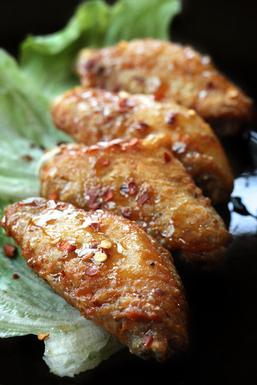 KFC: Korean Fried Chicken Wings