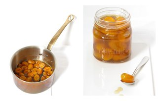 Poached_kumquats_-_collage