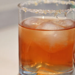 Smoked Earl Grey Tea Cocktail