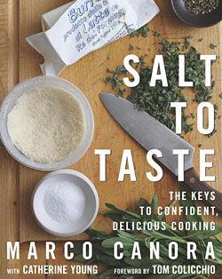 Salt to Taste