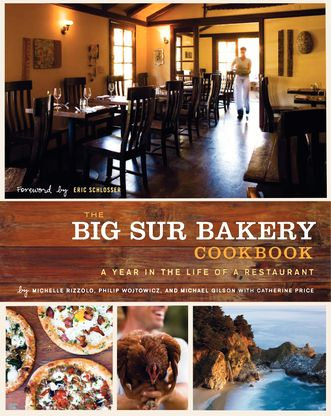 The Big Sur Bakery Cookbook