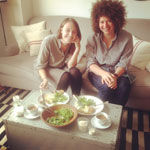 Julia Turshen & Cleo Brock-Abraham