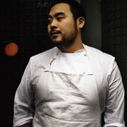 David Chang with Peter Meehan