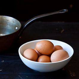How to cook eggs
