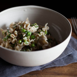The Canal House's Creamy Spring Pasta