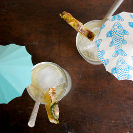 Drink umbrellas