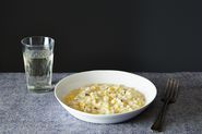 How to Make Sweet Corn Risotto, From Kernel to Cob