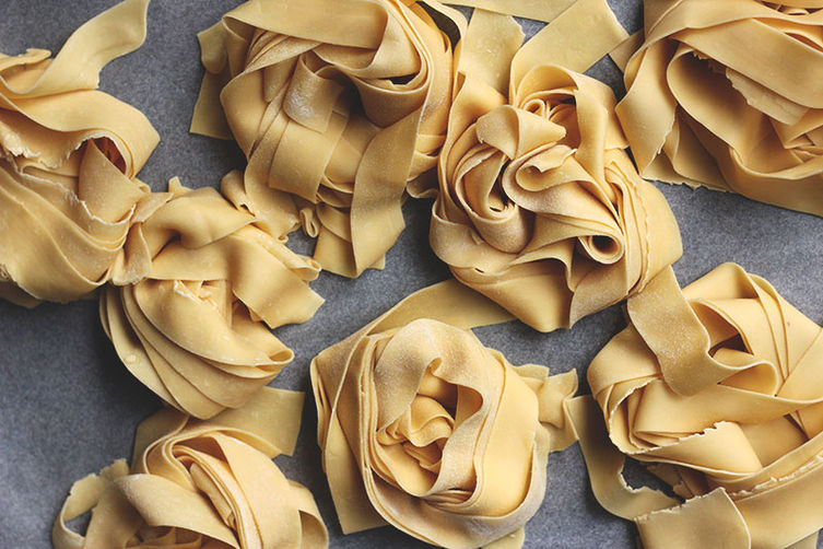 How to Make Fresh Pasta from Scratch