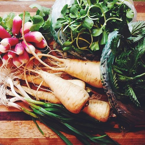 Your Photos: Spring Vegetables