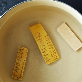 How to Make Parmesan Broth + 6 Ways to Use It