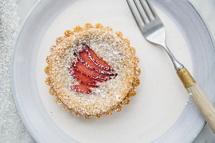 How to Make Frangipane Tarts