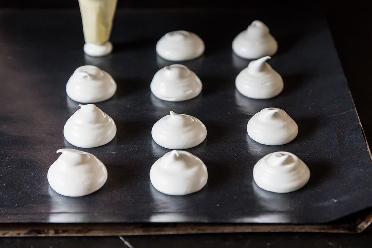 Video: How to Make Meringues