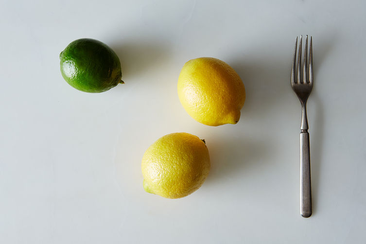 How to Really Juice Your Limes