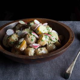 My Mother's Potato Salad