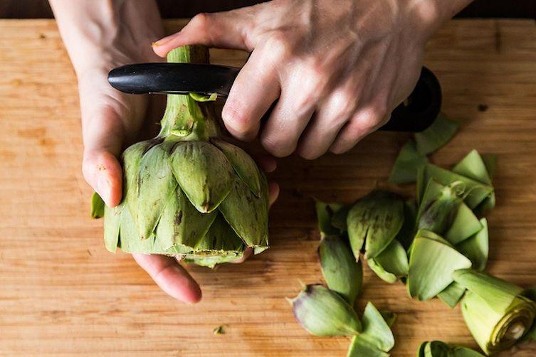 Video: How to Prep Artichokes