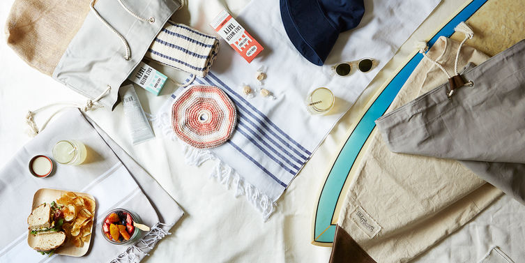 Everything You Need to Have the Perfect Beach Day