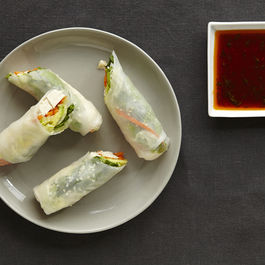 How to make fresh spring roll by Frida Boliaba