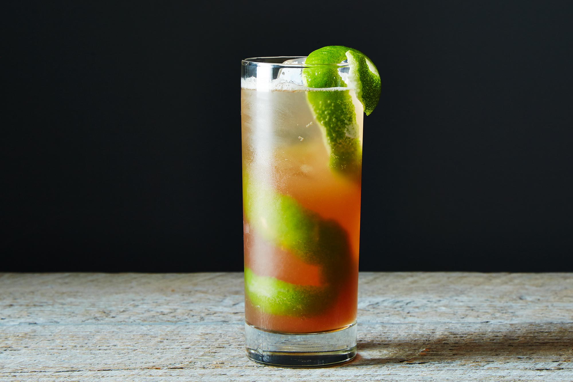 Singapore Sling Recipe — Dishmaps