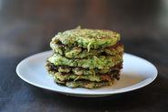 Amanda and Merrill Make Zucchini Pancakes