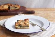 Parmigiana Bianca (White Eggplant Parmesan)