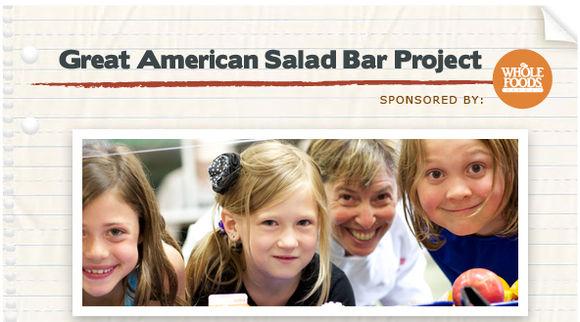 Salad Bars for Schools