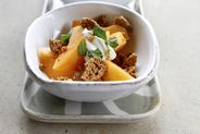 Simply Delicious Apricot Dessert