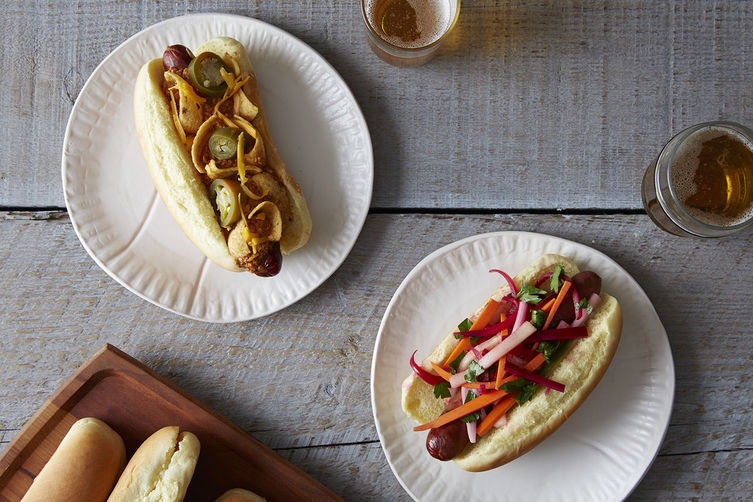 The Truth About Hot Dogs -- Plus 2 Ways to Dress Them Up