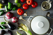 Community Picks Recipe Testing -- Warm Weather Soup