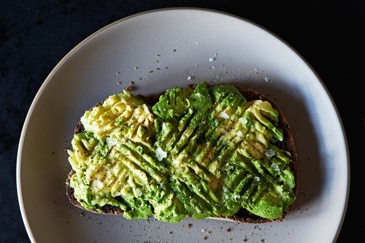 Avocado Toasts and Friends