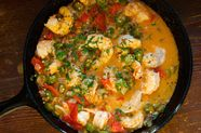 Shrimp and Okra Stew