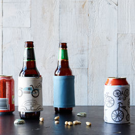 Our Tips for Tailgating + Custom-Designed Beer Koozies