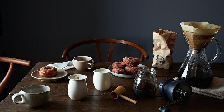 A Haiku or Two, on Coffee