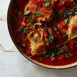 One-Pot Chicken Cacciatore by DragonFly
