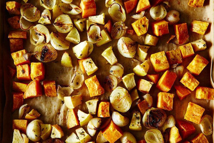 How to Roast Any Winter Squash