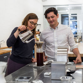 Meet Your Maker: Counter Culture Coffee