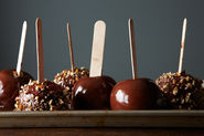 DIY Chocolate Caramel Apples
