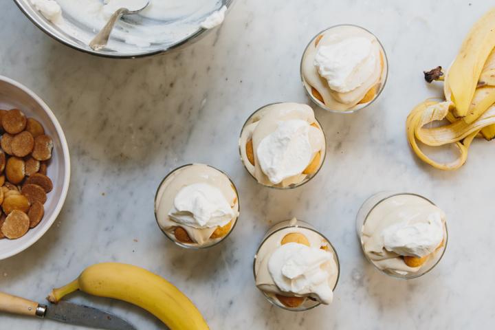 How to Make Butterscotch Banana Pudding - Project Dessert