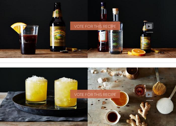 Finalists: Your Best Cocktail