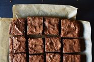 Super-Fudgy Brownies + a Potluck for Dana Cowin's New Book