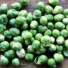 What To Do With an Overload of Brussels Sprouts