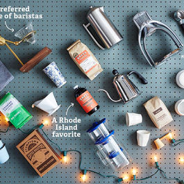 Gifts for Lovers of Books, Coffee, Cocktails & Good Food