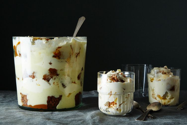 How to Make a Trifle without a Recipe